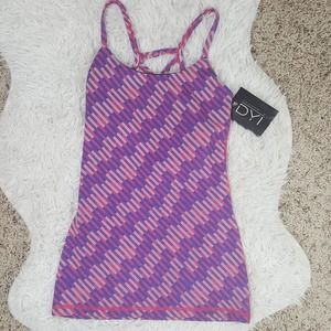 NWT DYI Define Your Inspiration Strappy Tank Sz XS